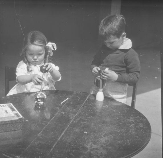 (30748) Merrill-Palmer Institute, Detroit, Michigan, Circa 1920s