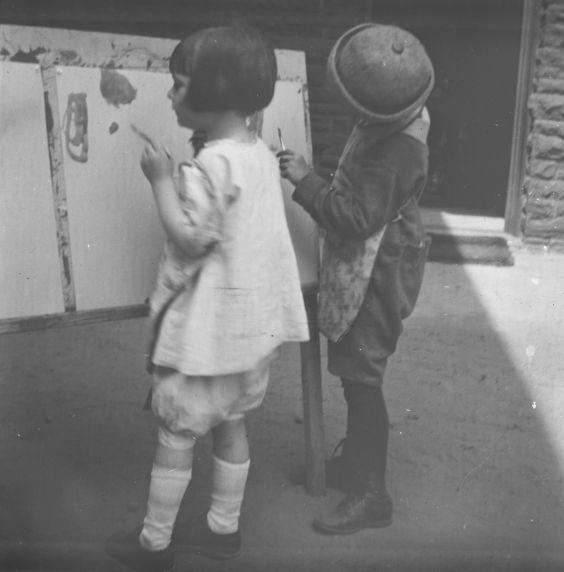 (30752) Merrill-Palmer Institute, Detroit, Michigan, Circa 1920s