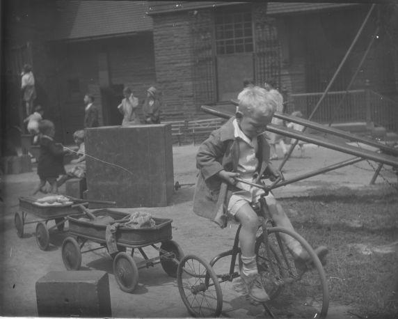 (30753) Merrill-Palmer Institute, Detroit, Michigan, Circa 1920s