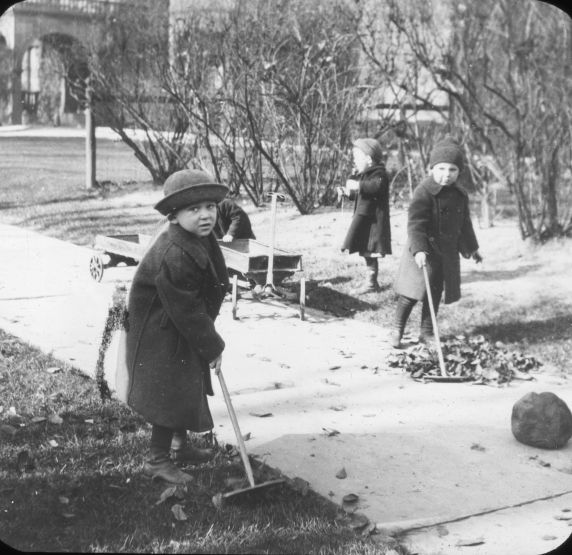 (30754) Merrill-Palmer Institute, Detroit, Michigan, Circa 1920s