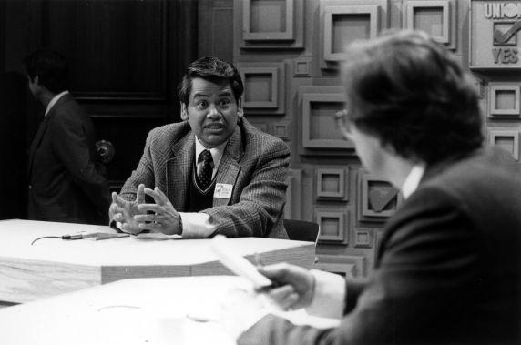 (30762) Eliseo Medina, Teleconference on Internal Organizing, 1988