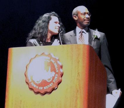 (30799) Louis Jones, Wayne County Council for Arts, History and Humanities Award, Detroit, Michigan, 2013