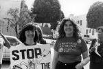 (30868) Jackie Ruff and Dorine Levasseur, CLUW Convention, California, 1982