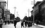 (30873) Copper Country Strike, Demonstrations, Calumet, Michigan, 1913