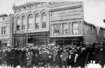 (30891) Copper Country Strike, Western Federation of Miners, Union Headquarters, 1913