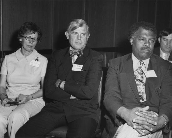 (31274) David Selden, Mary Ellen Riordan and Sid Harris