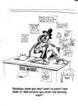 (31516) EAL Strike Cartoon, 1989