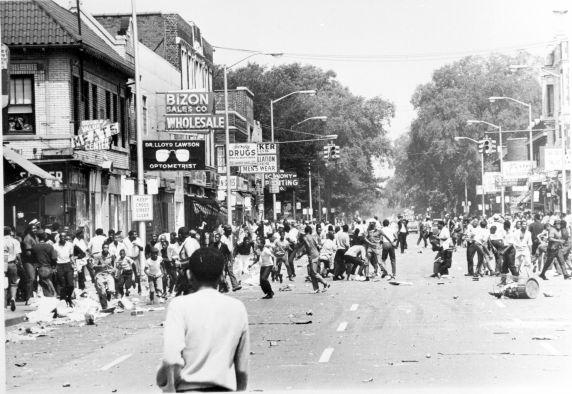 (318) Riots, Rebellions, 12th Street, 1967
