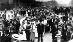 (31814) Paterson Strike, Paterson Pageant, New York, 1913