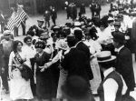 (31815) Paterson Strike, Paterson Pageant, New York, 1913