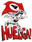 "(31870) Poster & Graphics, ""Huelga,"" 1970s"