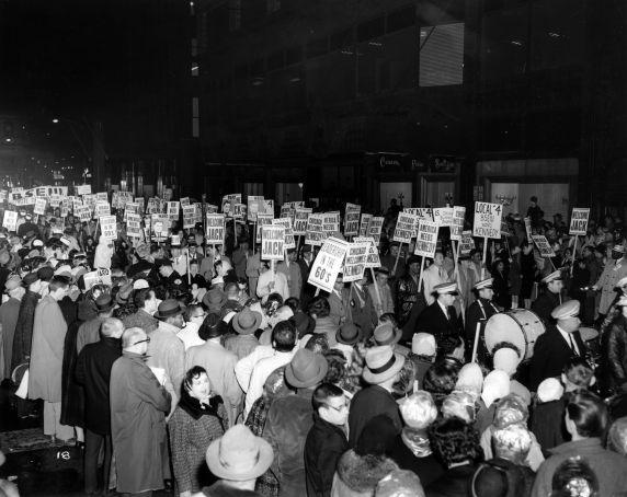 (31886) BSEIU Jack Kennedy Parade, 1960