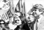 (319) Sen. Robert Kennedy, Larry Itliong, Dolores Huerta, and Andy Imutan, Delano, California