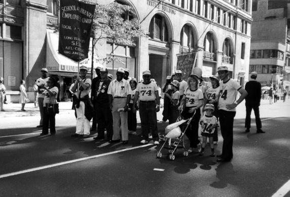 (31909) SEIU Local 74 Members, Labor Day Parade