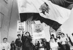 (31960) Ethnic Communities, Lebanese, Demonstrations, 1990