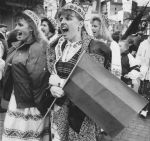 (31962) Ethnic Communities, Lithuanian, Demonstrations, 1990