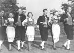 (31973) Ethnic Communities, Norwegian, Dancers, 1939