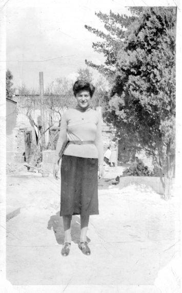 (31998) Raya Dunayevskaya, Mexico, 1938