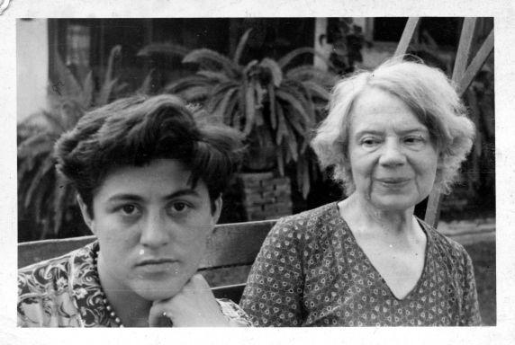 (31999) Raya Dunayevskaya, Natalia Trotsky, Mexico, 1938