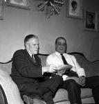 (32000) Governor George Romney, Anthony Liuzzo, Detroit, 1965