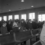 (32004) Viola Liuzzo, Funeral, Family, Detroit, 1965