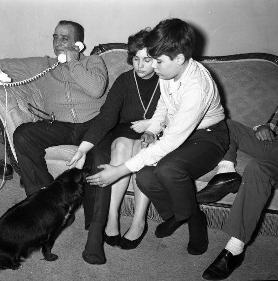 (32006) Viola Liuzzo, Family, 1965