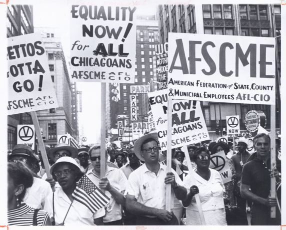 (32015) March for Equality, Chicago, Illinois