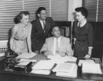 (32067) ALPA Engineering and Air Safety Department Staff, 1954