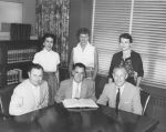 (32070) ALPA Legal Department Staff, 1954