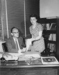 (32071) ALPA Employment Agreements Department Staff, 1954