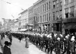 (32099) 21st Regiment Essex Fusiliers, Recruitment, Ontario, Canada, 1914-1915