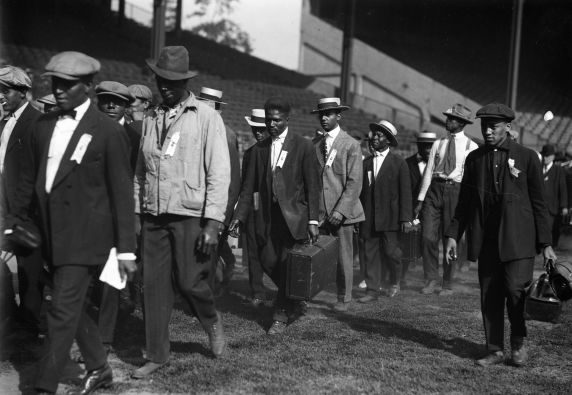 (32127) Draft & Recruitment, Deployment, Detroit, 1918