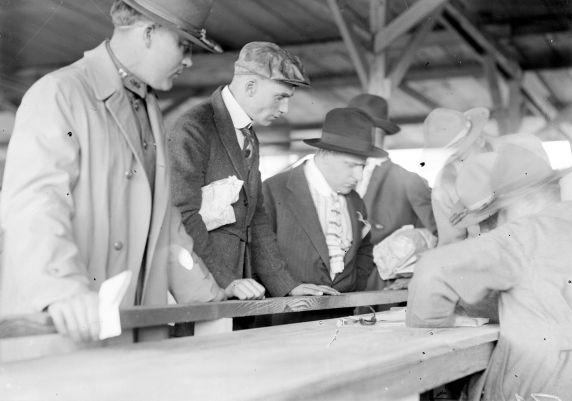 (32143) Army, Draft & Recruitment, Camp Custer, 1917-1918