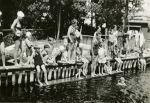 (32326) Swimming at  Merrill-Palmer Summer Camp