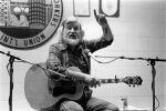 (32372) Utah Phillips Speaking During a Performance, circa 1980