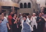 (32426) Election and victory press conference, Local 1199 P, 1999