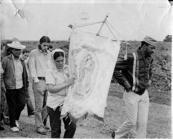 (3246) Processions, Cesar Chavez, Mack Lyons, 1971