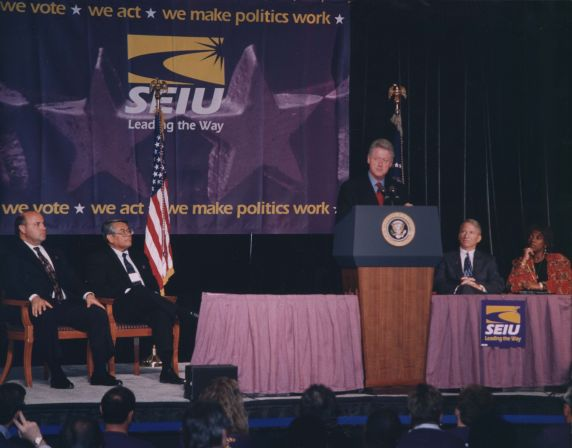 (32473) Legislative Conference, Washington DC, 1997