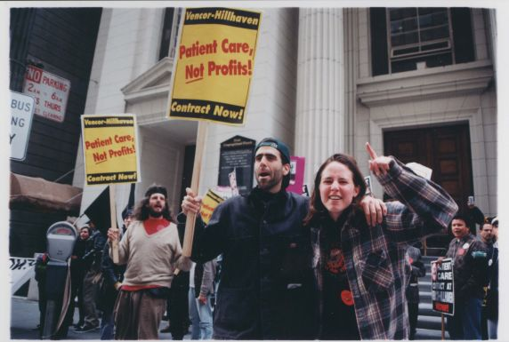 (32559) Dignity, Rights, and Respect strike