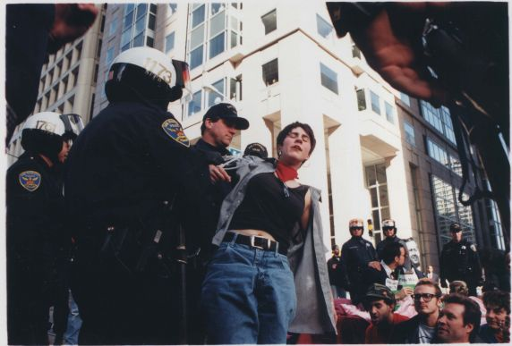 (32564) Dignity, Rights, and Respect strike and civil disobedience