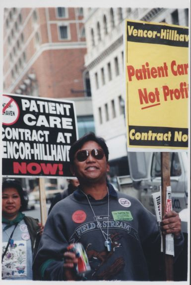 (32565) Dignity, Rights, and Respect strike