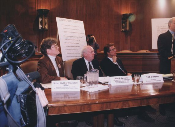(32626) Safeguards press conference