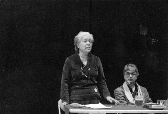 (32631) Grace Lee Boggs, Speaking, 1980s-1990s