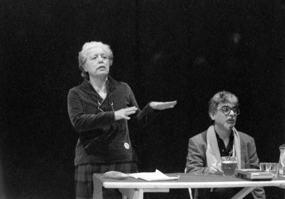 (32633) Grace Lee Boggs, Speaking, 1980s-1990s