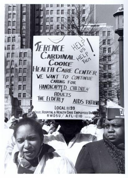 (32863) Hospital closure demonstration