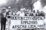 (32865) AFSCME Local 1489 members march