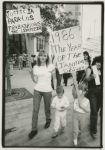(33043) Janitors rally, Denver CO, 1986