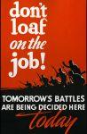 (33261) WWII, War Industry, Propogranda Posters, 1940s