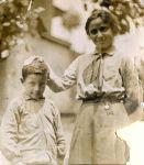 (33282) Matilda (Rabinowitz) Robbins, Family, Snapshot, 1910s