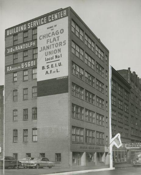 (33496) Building Services Center